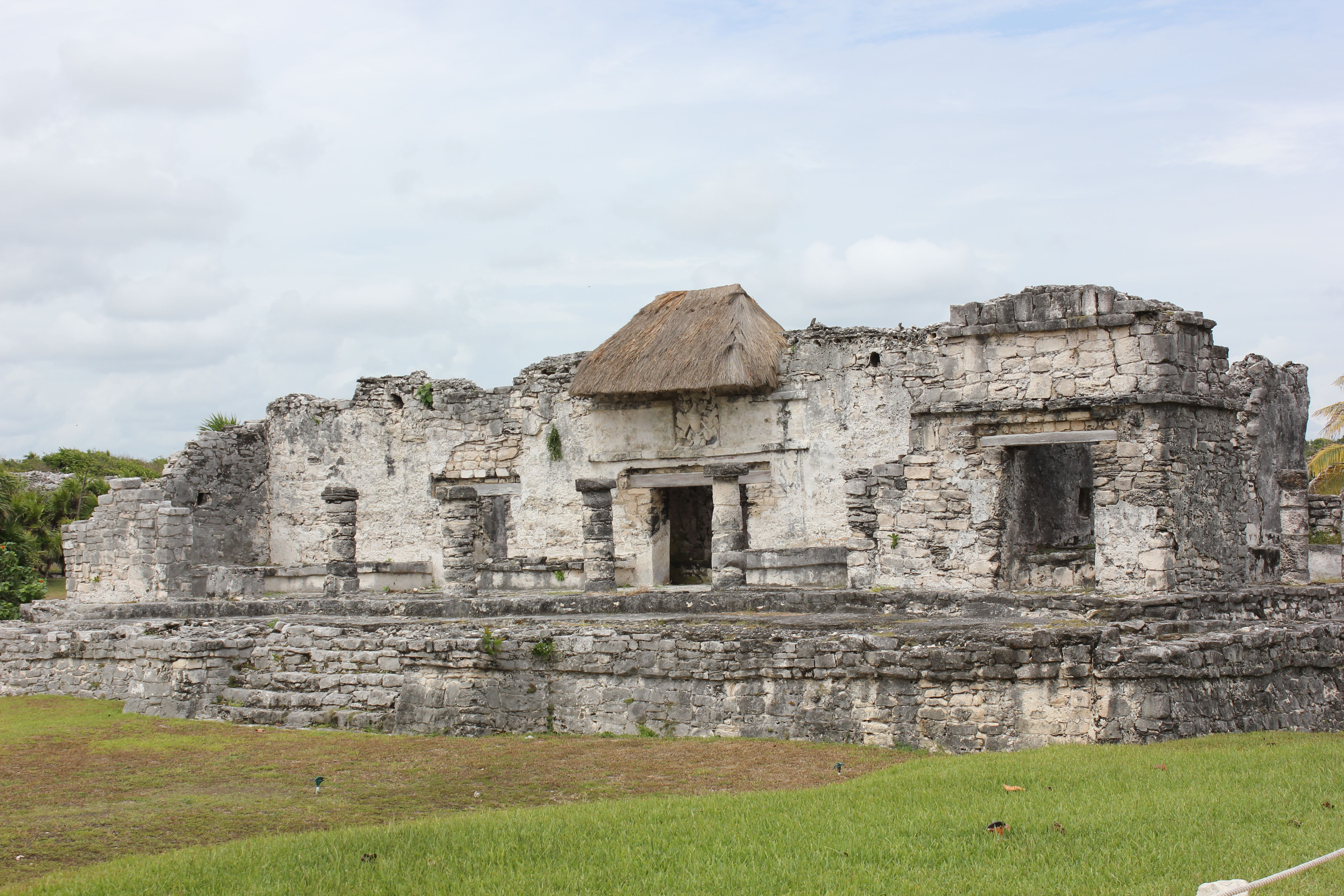 The mayan ruins of tulum almost thirty something